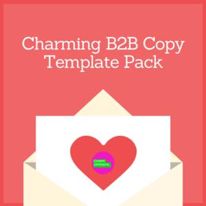 Charming B2B Copy Templates
